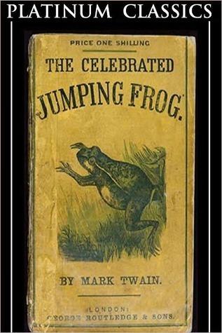 Jumping Frog Mark Twain