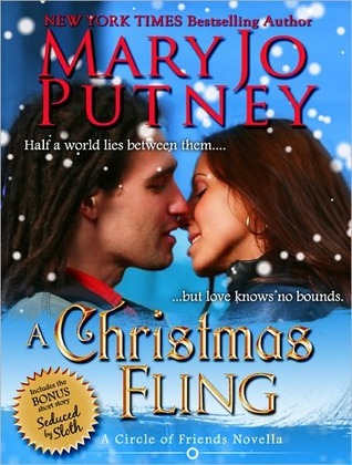 A Christmas Fling: A Circle of Friends novella  by  Mary Jo Putney