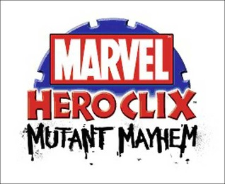 Marvel Heroclix Mutant Mayhem Booster Pack  by  Various