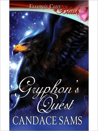 Gryphons Quest  by  Candace Sams