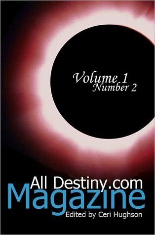 All Destiny.com Magazine Volume 1 Number 2 Ceri Hughson