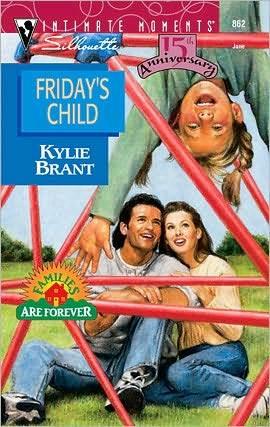 Fridays Child Kylie Brant
