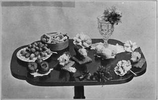 CANDY-MAKING REVOLUTIONIZED CONFECTIONERY FROM VEGETABLES  by  Mary Elizabeth Hall