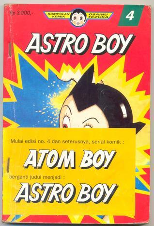 Astro Boy Volume 4 (Astro Boy, #4) Osamu Tezuka