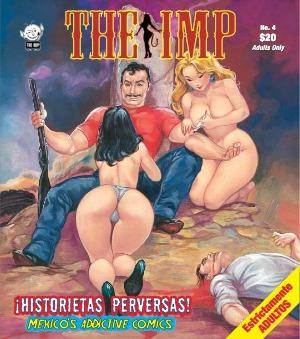 Historietas Perversas: Mexicos Little Histories (The Imp #4)  by  Daniel Raeburn