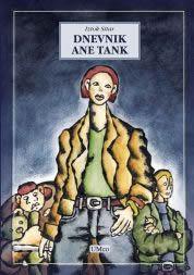 Dnevnik Ane Tank: ljubezenska zgodba z okusom heroina  by  Iztok Sitar