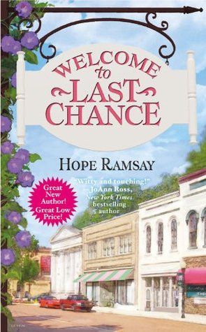 Silent Night (Last Chance, #6.5)  by  Hope Ramsay