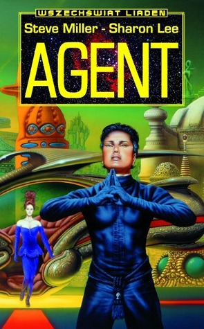 Agent  by  Sharon Lee