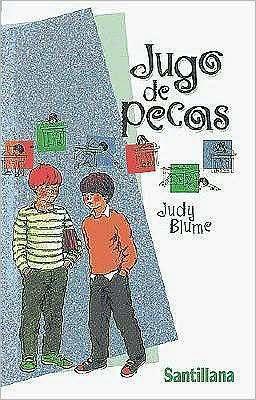 Jugo de Pecas Judy Blume