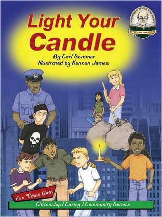 Light Your Candle Carl Sommer