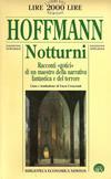 Notturni  by  E.T.A. Hoffmann