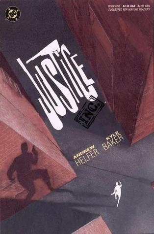 Trust (Justice Inc., #1)  by  Andrew Helfer