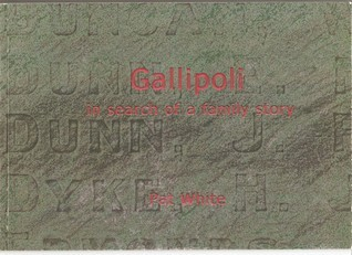Gallipoli: In Search of a Family Story Pat  White