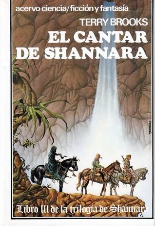 El cantar de Shannara  by  Terry Brooks