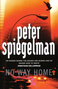 No Way Home (John March, #2) Peter Spiegelman