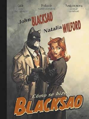 Cómo se hizo Blacksad Juan Díaz Canales
