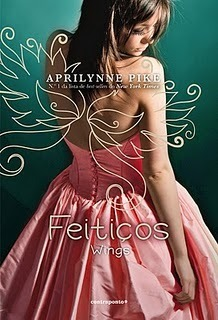 Feitiços (Wings, #2)  by  Aprilynne Pike