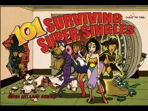 101 Surviving Super Singles Cosmic Afro, Sys, Gita, Rie