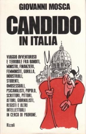 Candido in Italia Giovanni Mosca