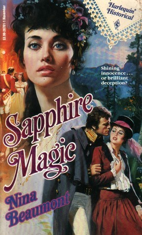 Sapphire Magic  by  Nina Beaumont