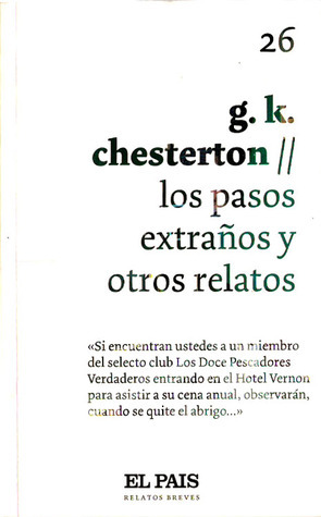 Los pasos extraños y otros relatos G.K. Chesterton