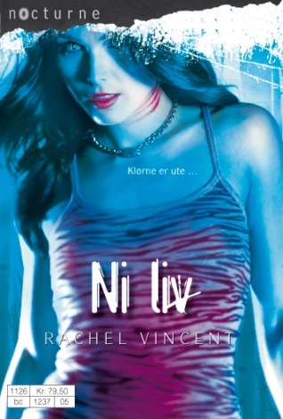 Ni liv (#) Rachel Vincent