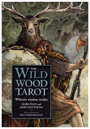 Wildwood Tarot Book & Cards Mark Ryan