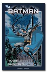Batman: Robin Año Uno (Batman la colección #10)  by  Chuck Dixon