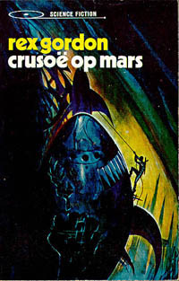 Crusoë op mars  by  Rex Gordon