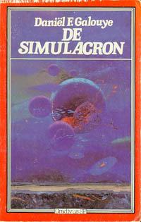 De simulacron  by  Daniel F. Galouye