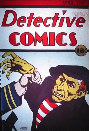 Detective Comics #002, April 1937 Malcolm Wheeler-Nicholson