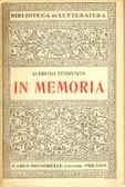 In memoria  by  Alfred Lord Tennyson