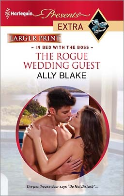 The Rogue Wedding Guest  by  Ally Blake