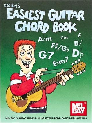 Easiest Guitar Chord Book William Bay