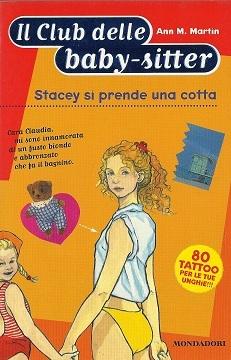 Stacey si prende una cotta (Il Club delle baby-sitter, #8) Ann M. Martin