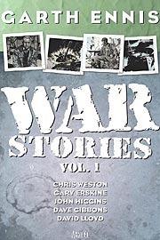 War Stories VOL 01  by  Garth Ennis