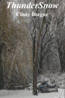 ThunderSnow  by  Cindy Borgne