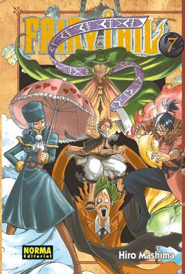 Fairy Tail #07 Hiro Mashima