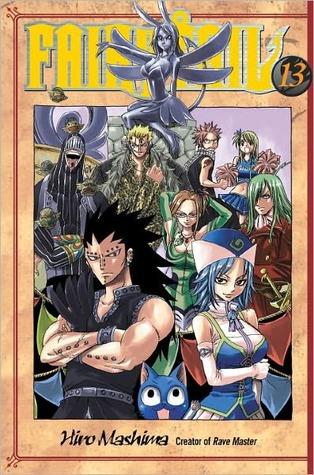 Fairy Tail, Vol. 13 (Fairy Tail, #13)  by  Hiro Mashima