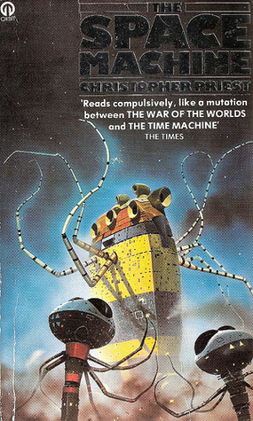 The Space Machine: A Scientific Romance  by  Christopher Priest