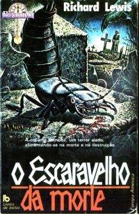 O escaravelho da morte Richard Lewis
