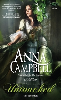 Untouched  by  Anna Campbell