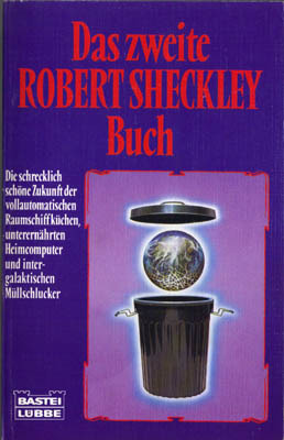 Das zweite Robert Sheckley Buch  by  Robert Sheckley