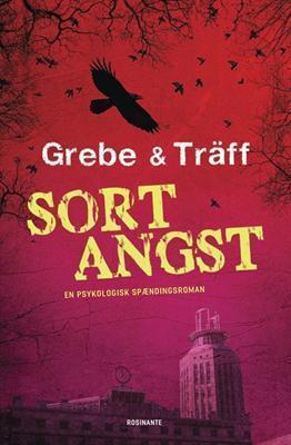 Sort angst (Siri Bergman, #2)  by  Camilla Grebe