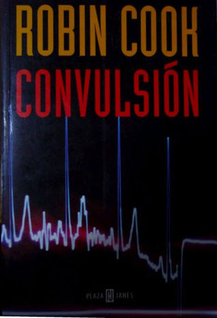 Convulsion  by  Robin Cook