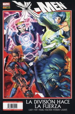 X-Men: La división hace la fuerza  by  Matt Fraction