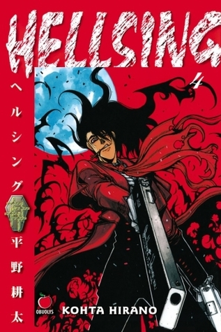 Hellsing. 4 dalis  by  Kohta Hirano