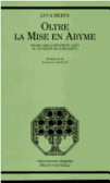Oltre la mise en abyme: Teoria della metatestualità in letteratura e filosofia Luca Berta