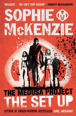 The Set-Up (The Medusa Project, #1) Sophie McKenzie