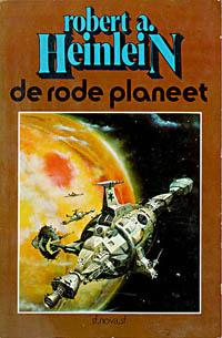 De rode planeet  by  Robert A. Heinlein